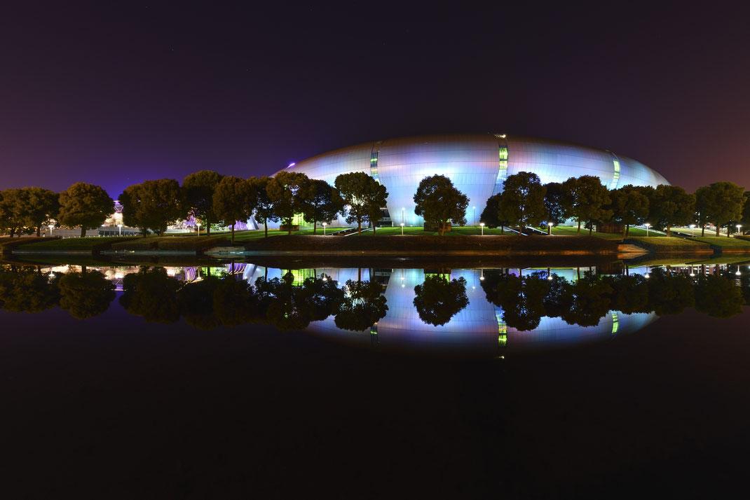 Olmpic Sports Center Changzhou Fotospot