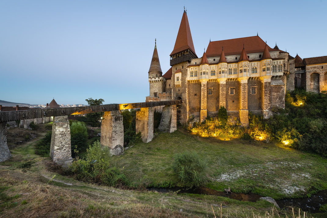 Castelul Corvinilor - Burg Hunedoara / Rumänien Reisebericht
