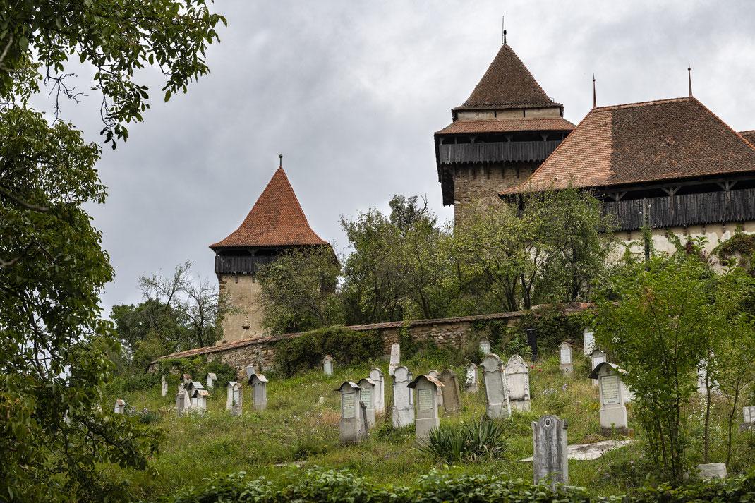 Viscri - Deutsch-Weißkirch / Rumänien Reisebericht