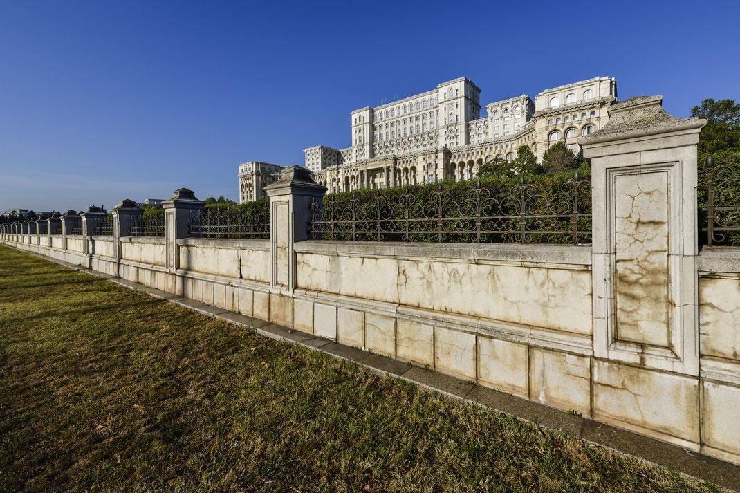 Parlamentspalast Bukarest / Haus des Volkes