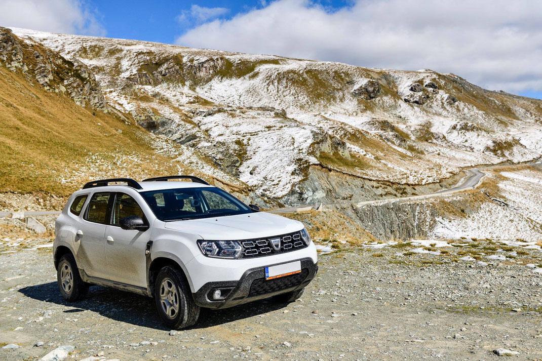 Mit dem Dacia quer durch Rumänien - Unser Reisebericht
