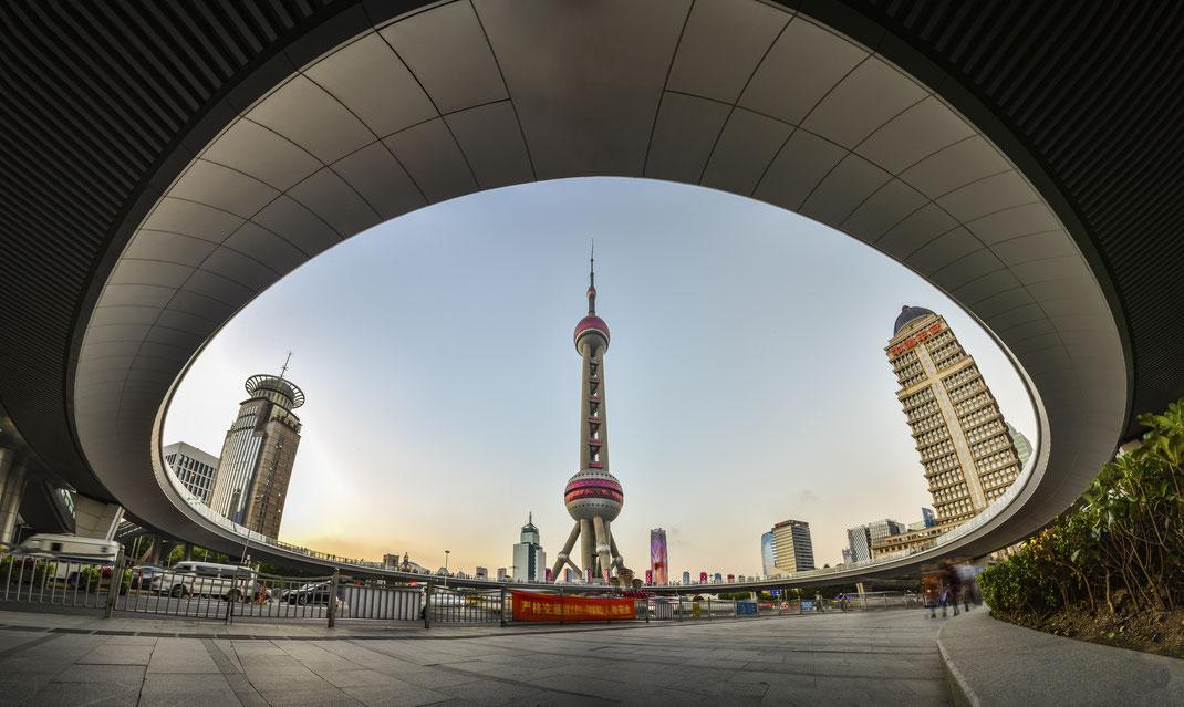 Century Avenue Shanghai