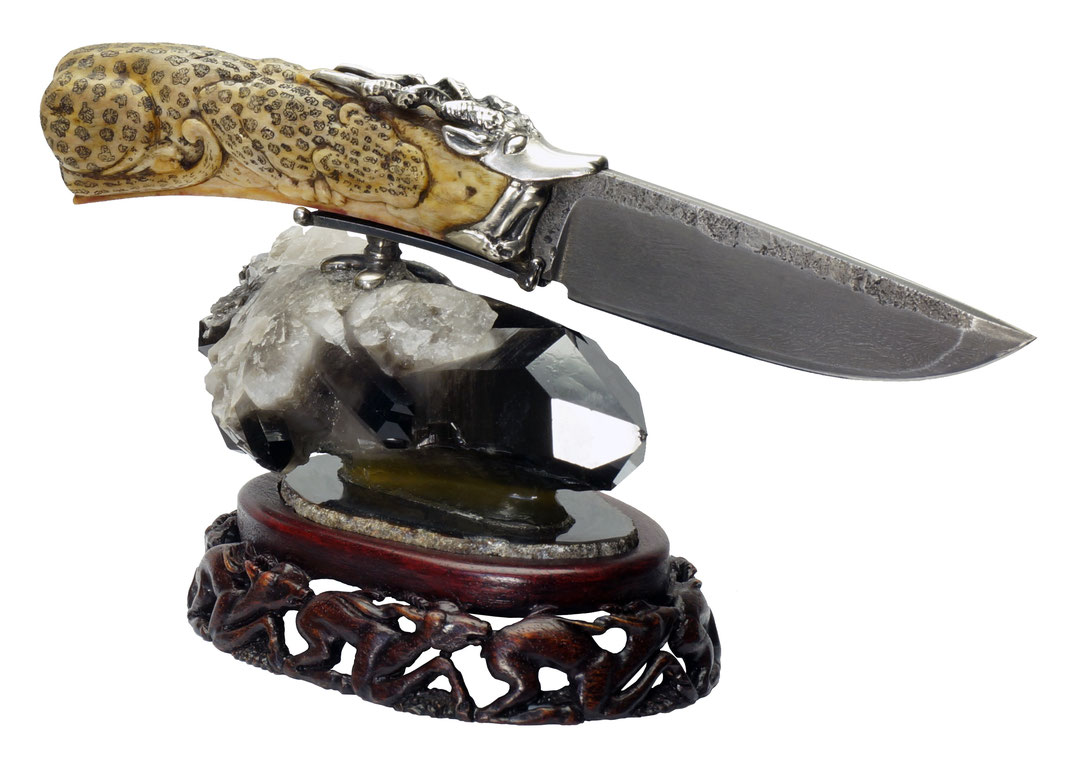 Impala Hunting knife, exclusive knives