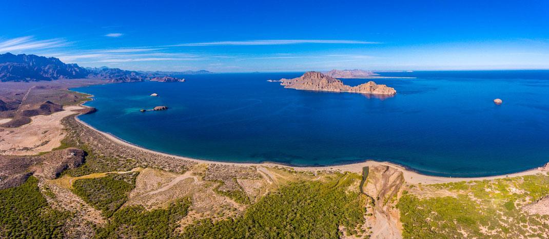 Bucht von Ligui