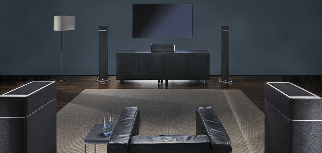 Definitive Technology Heimkino Home Cinema Home theatre Home theater BP9020 BP9040 BP9060 CS9040