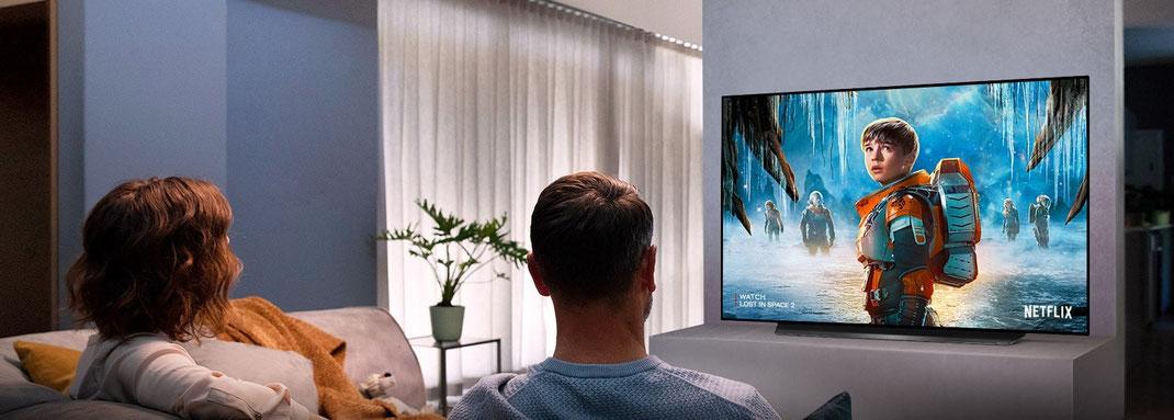 LG OLED48CX6 Serie OLED TV