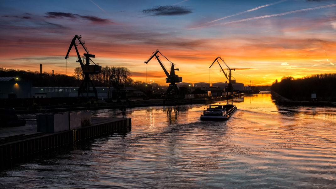 Lüner Stadthafen