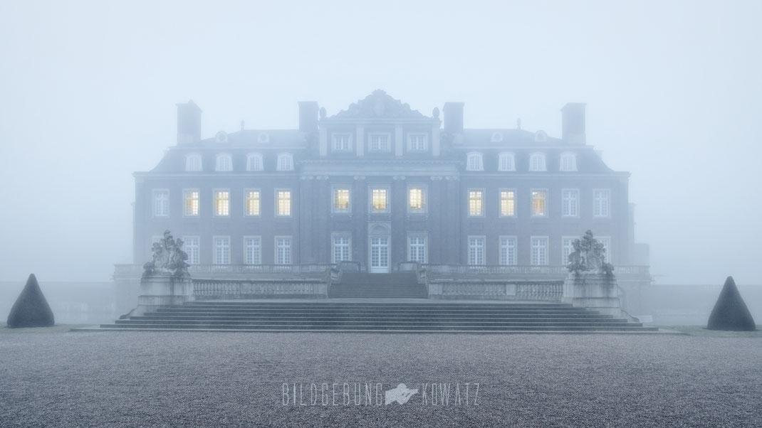 Schloss Nordkirchen im Nebel