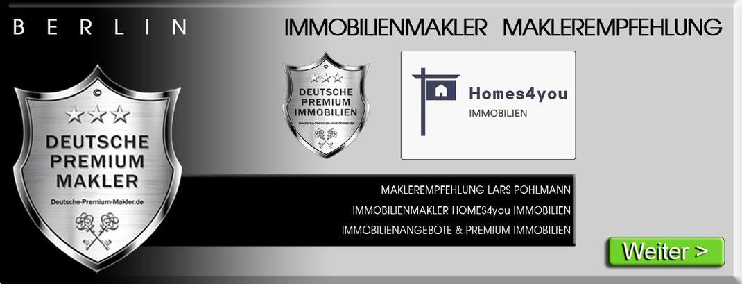 IMMOBILIENMAKLER BERLIN LARS POHLMANN HOMES4YOU IMMOBILIEN MAKLER IMMOBILIENANGEBOTE MAKLEREMPFEHLUNG IMMOBILIENBEWERTUNG IMMOBILIENAGENTUR  IMMOBILIENVERMITTLER