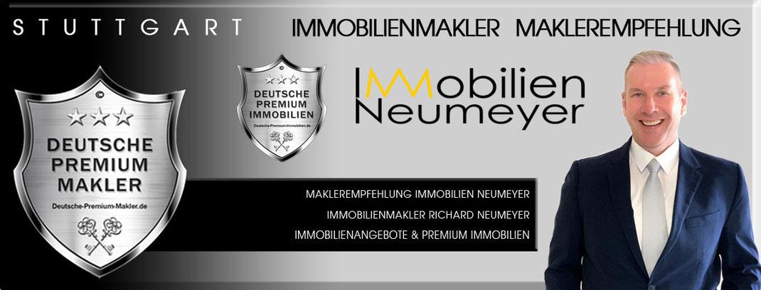 IMMOBILIENMAKLER STUTTGART RICHARD NEUMEYER IMMOBILIEN NEUMEYER MAKLER IMMOBILIENANGEBOTE MAKLEREMPFEHLUNG