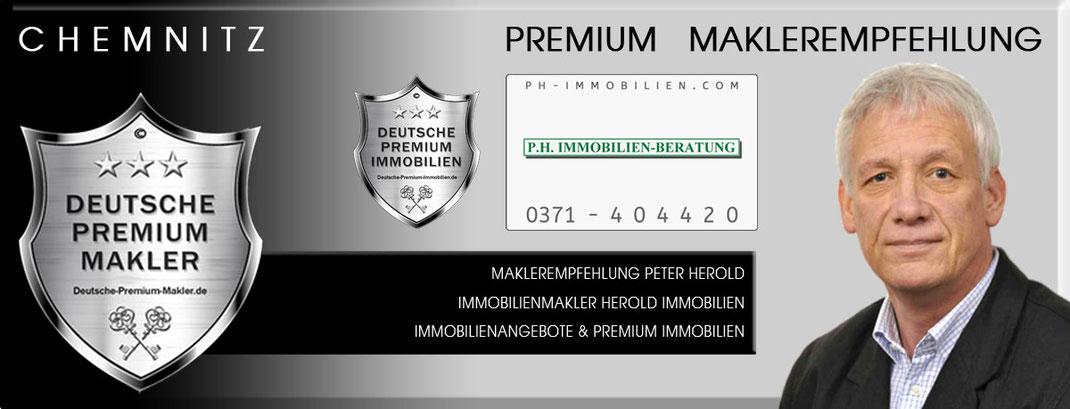 IMMOBILIENMAKLER CHEMNITZ IMMOBILIEN PETER HEROLD IMMOBILIEN CHEMNITZ IMMOBILIENANGEBOTE MAKLEREMPFEHLUNG