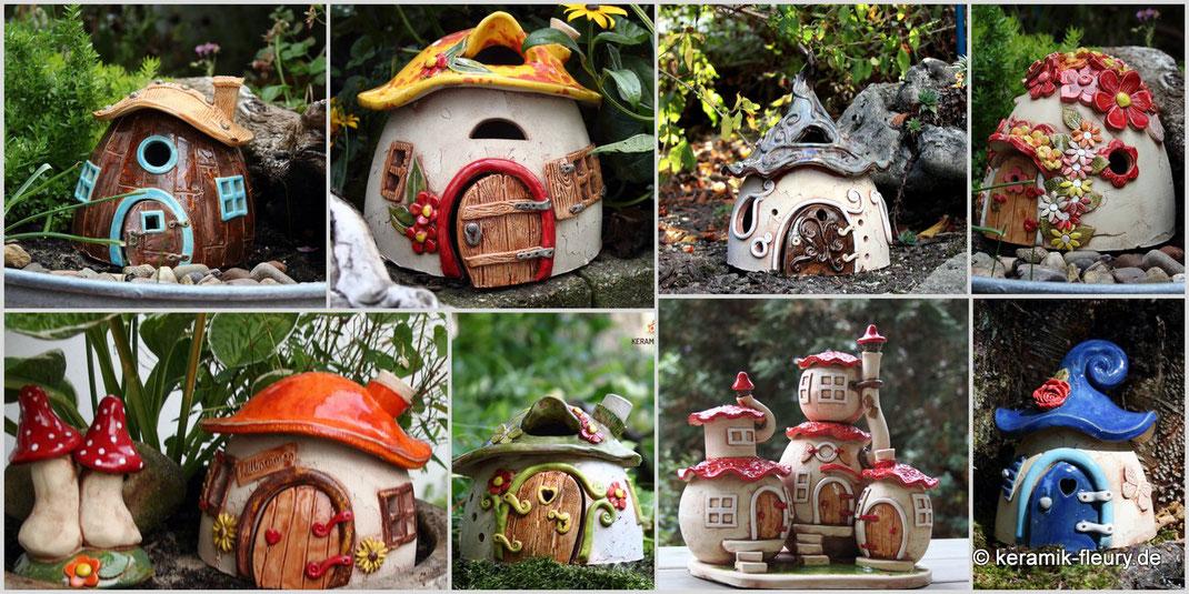 Keramik Shop - Keramik-Fleury - Keramik für Haus und Garten