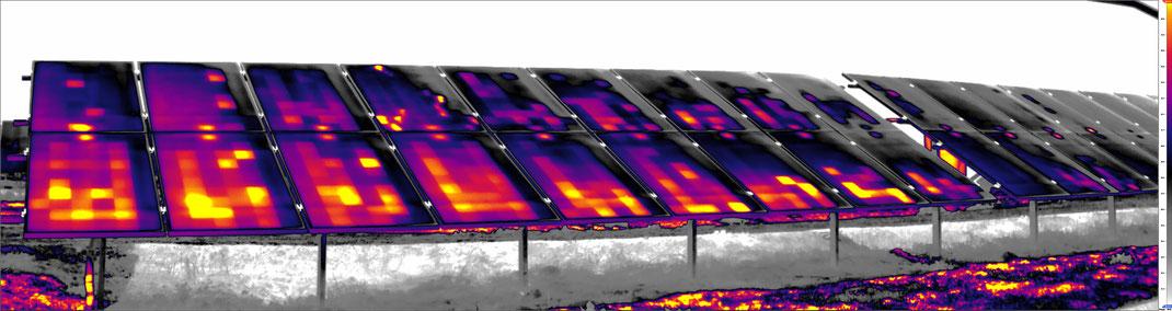 Termograifa impianti fotovoltaici