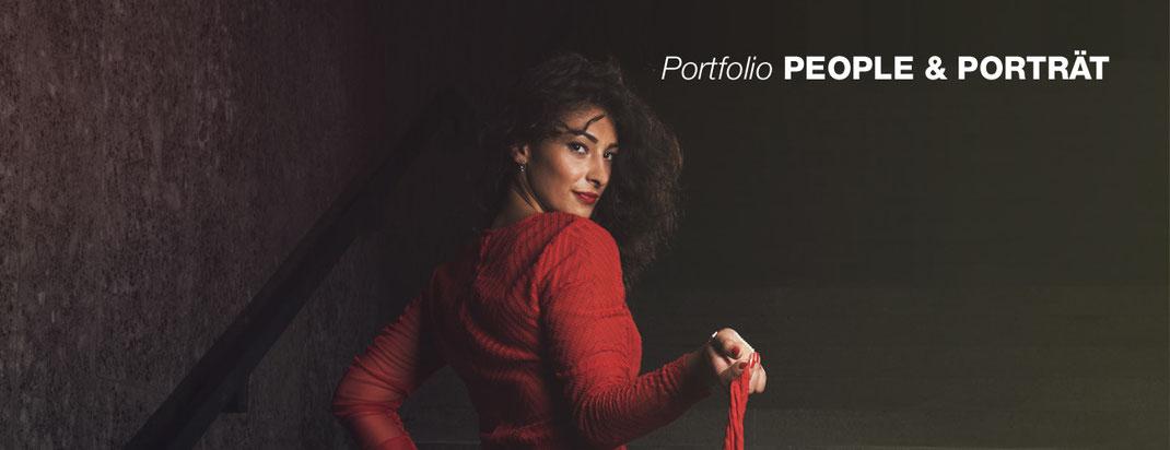 Portfolio People & Porträt