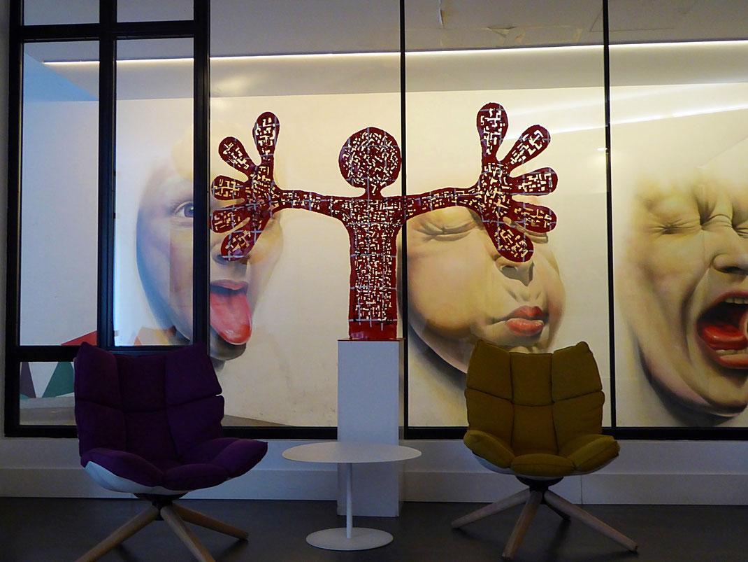 Boutiquehotel One Shot Prado 23, Madrid. Empfehlung für Alleinreisende.