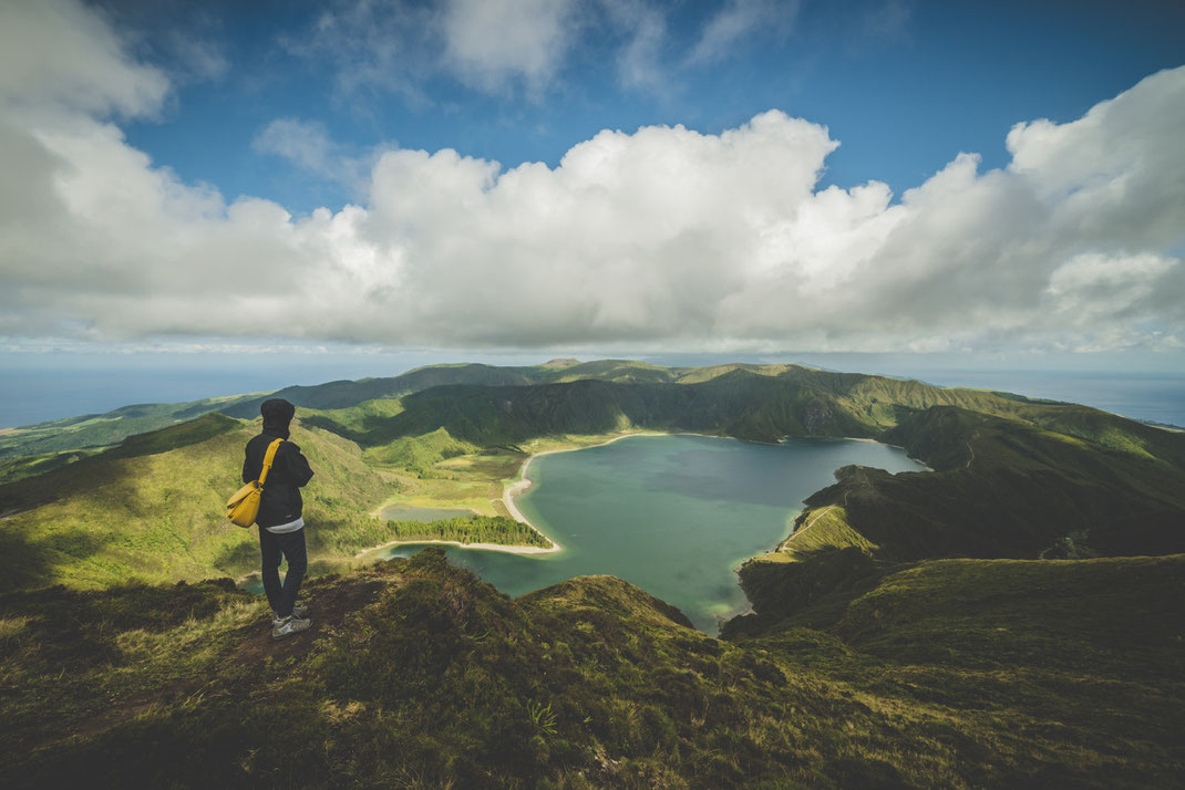 Azores - Lagoa do Fogo