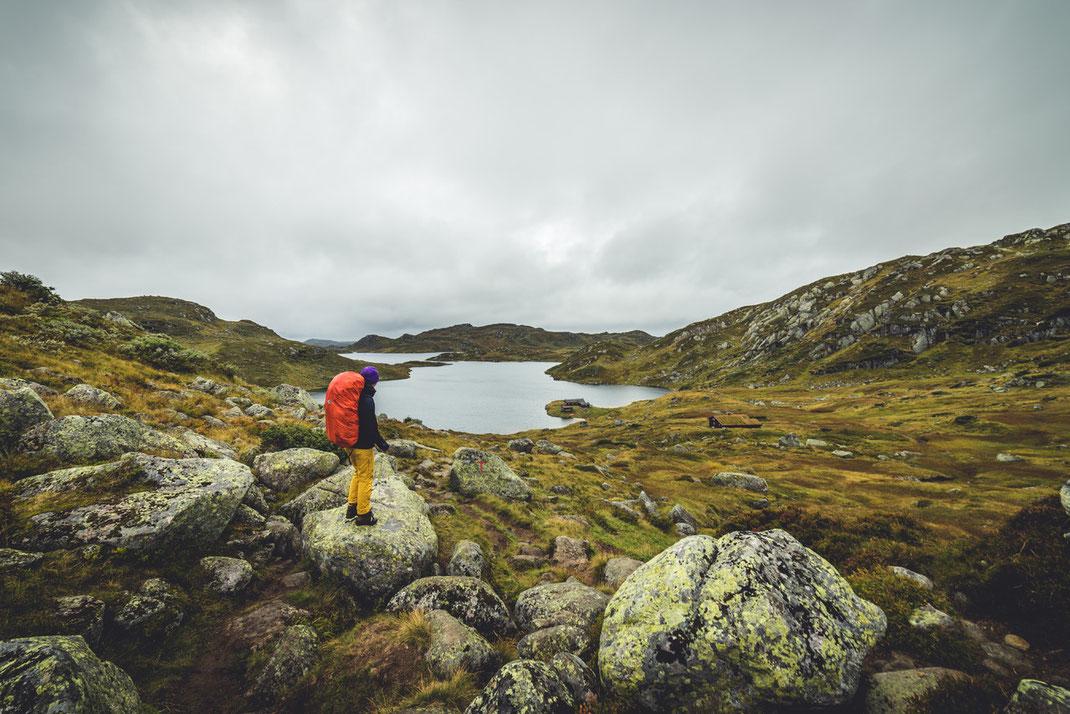Norway - Øyuvsbu