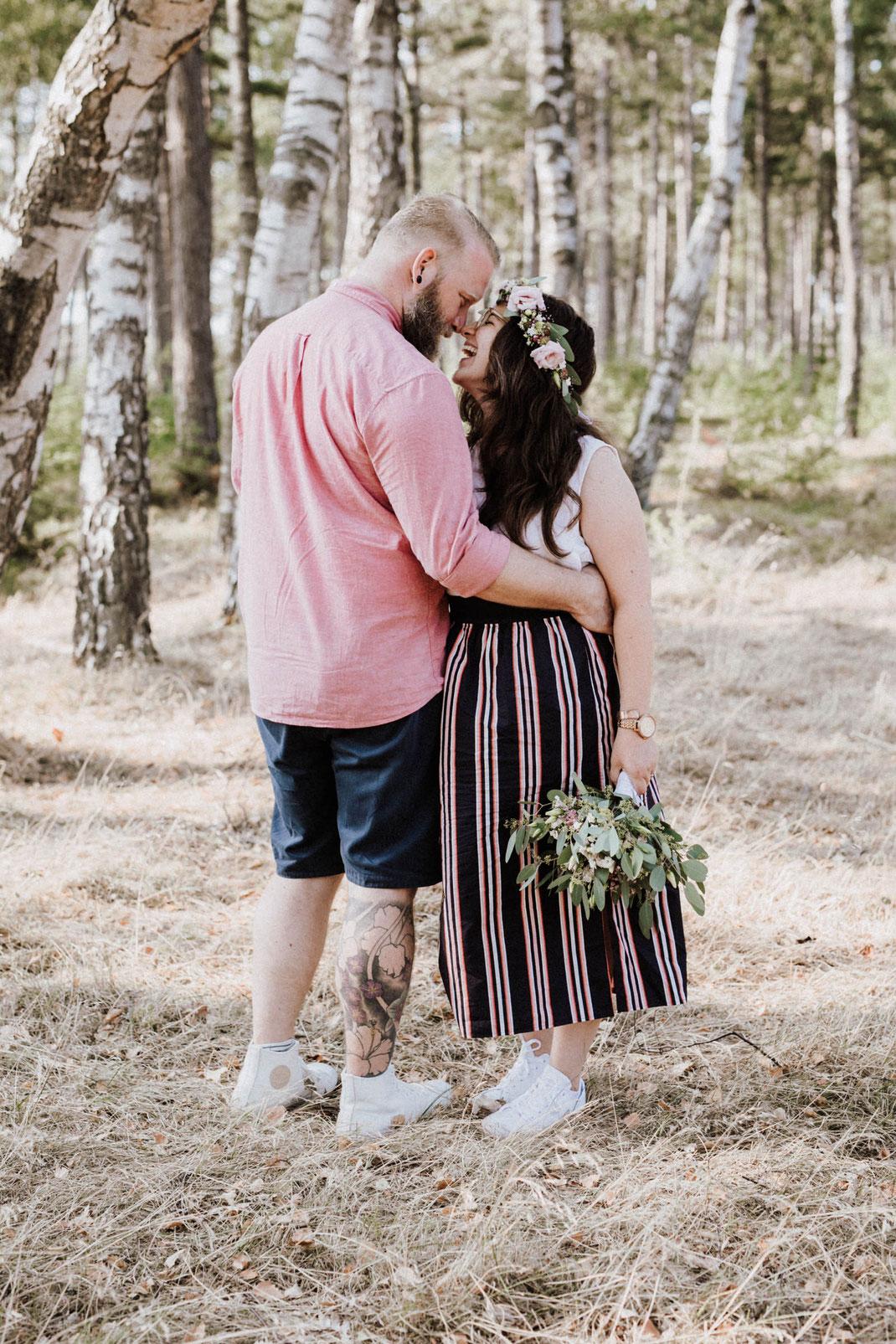 Hochzeitsfotografie in Cuxhaven von Alina Atzler