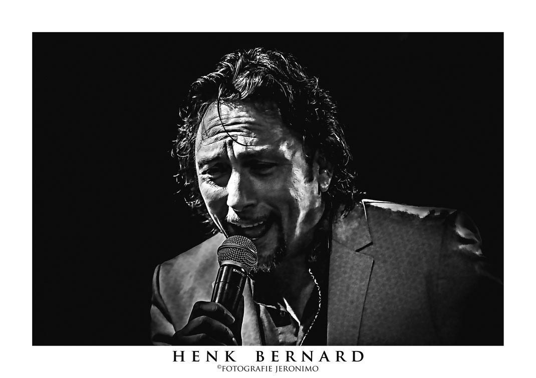 """Digitaal kunstwerk van de Nederlandstalige zanger Henk Bernard ! Henk heeft mij inmiddels ook een berichtje gestuurd dat hij het, ik citeer, """"heel mooi"""" vindt !"""