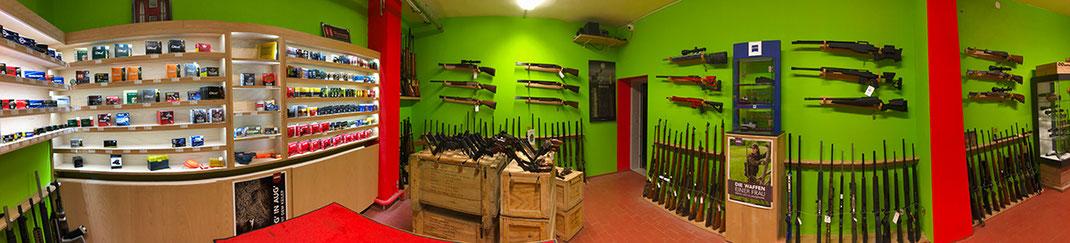 Waffenhandel Leipzig - Waffenkammer