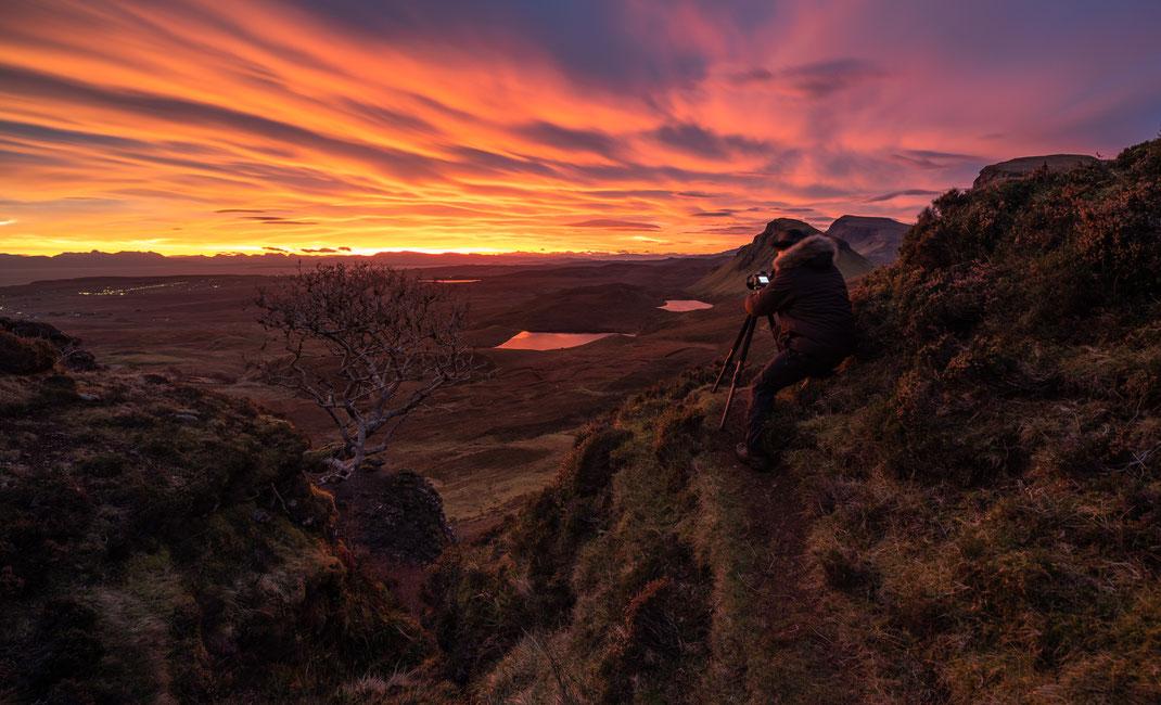 Quiraing - Isle of Skye - Scotland
