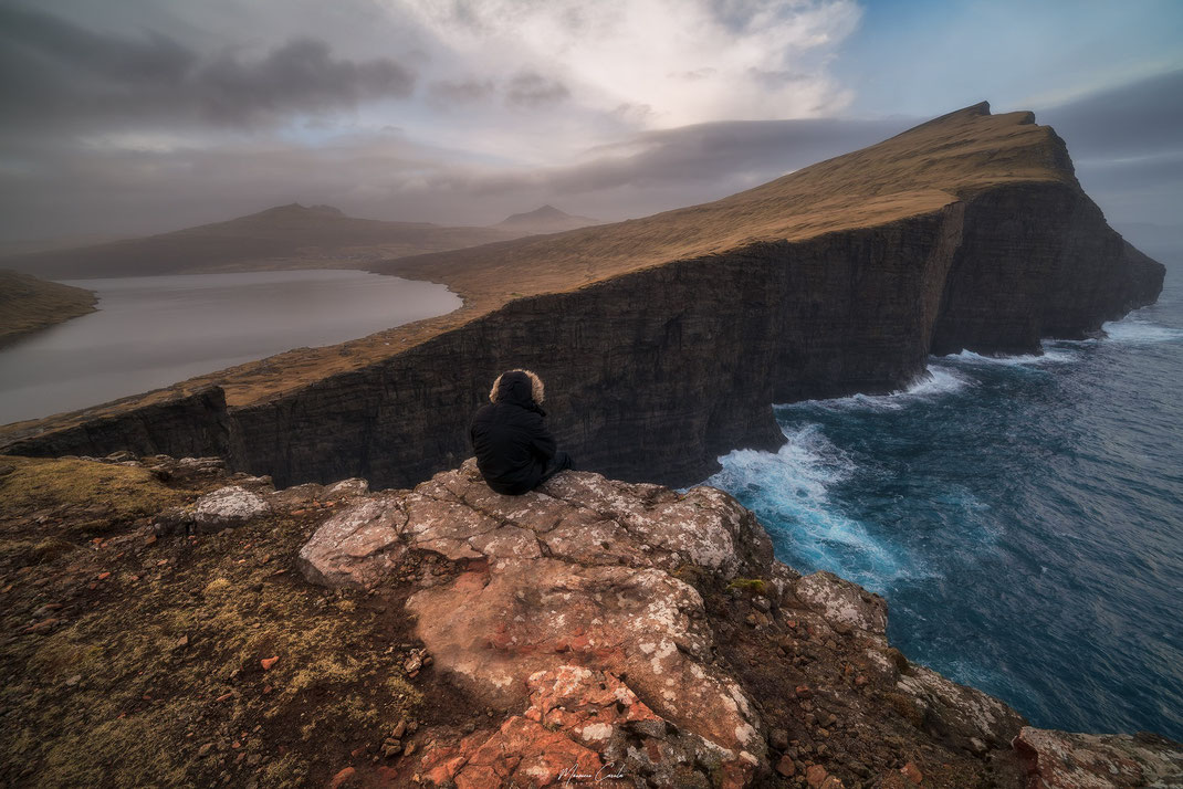 The Slave Rock - Faroe Islands