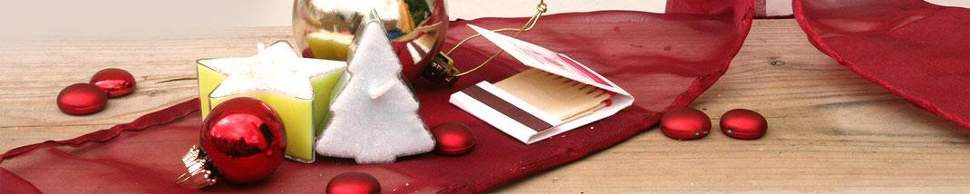 Teelicht Simone Fischer LichtGarten Weihnachten Neujahr