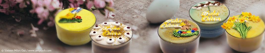 Lichtgarten Licht-Garten Kerzen Teelichter Jumboteelichter Jumbo-Teelichter Simone Fischer Weihnachten Neujahr