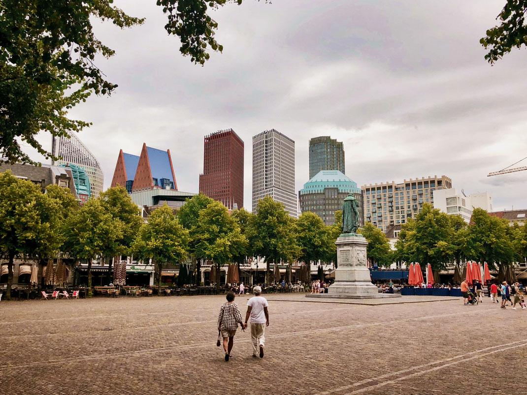 Plein in The Hague