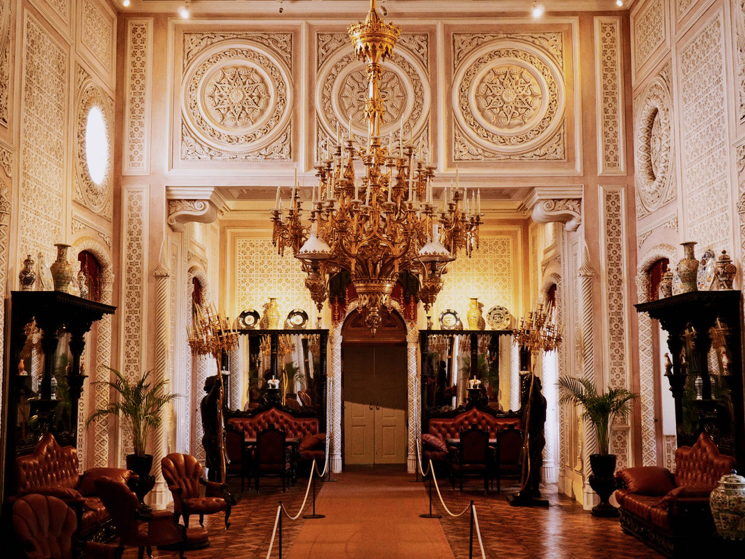 The Noble Hall - What a magical place!