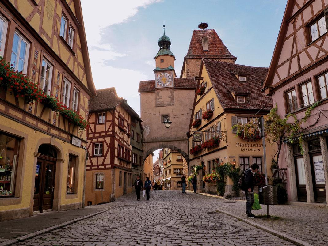The enchanted Markusturm (Marcus Tower) - Looks like a fairy-tale!