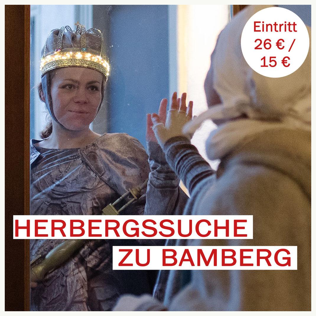 Stadtführung mit der Kaiserin Kunigunde
