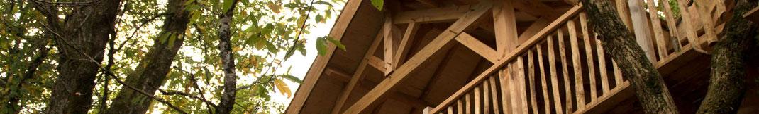 La Cabane Haut-Charmes, une maison, un gîte original pour un moment de détente absolu