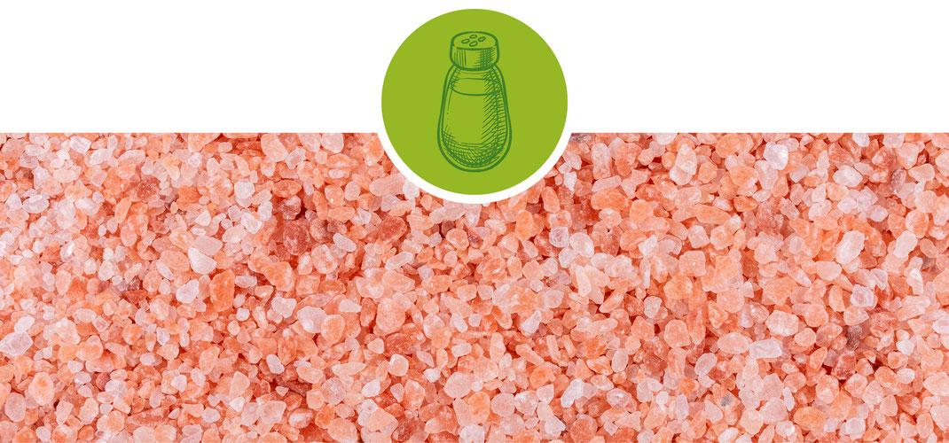 Salz; Fleur de Sel; Steinsalz; Natursalz; unjodiert; ohne Jod