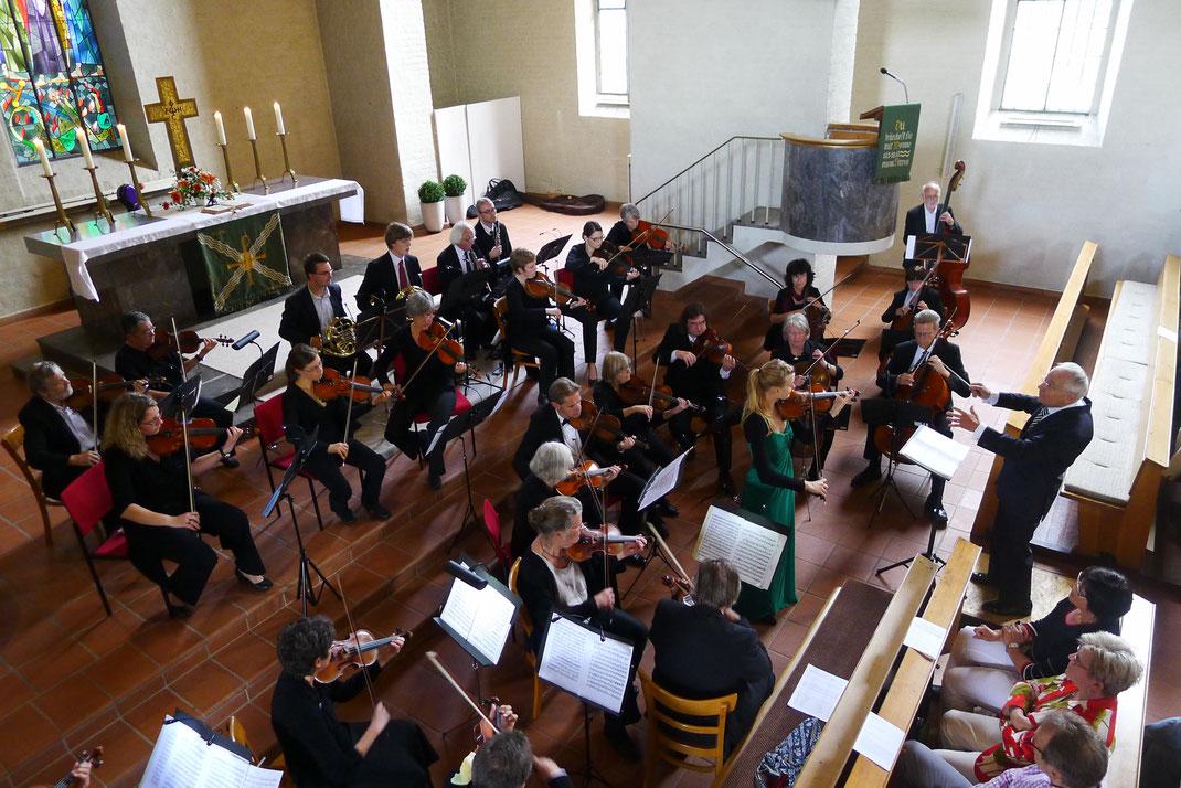 Collegium Musicum Bamberg in der Auferstehungskirche Bamberg