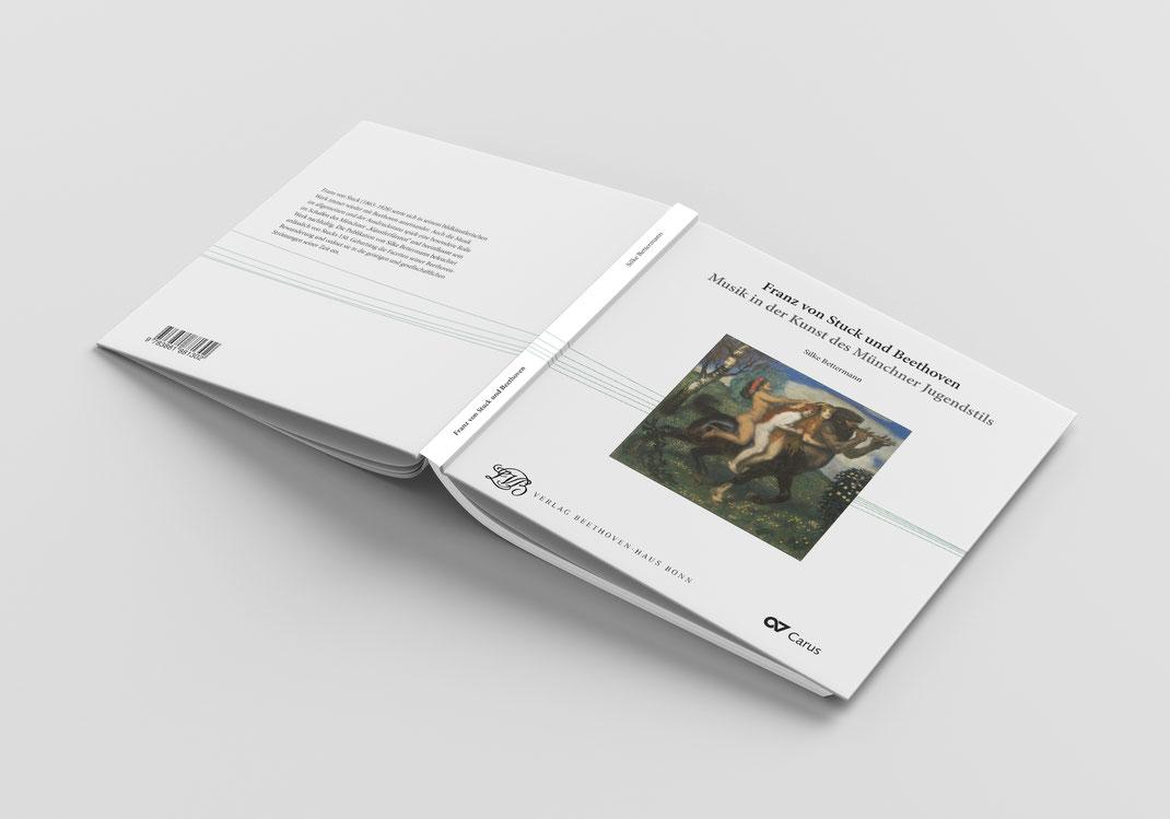 Cover und Rückseite des Ausstellungskatalogs