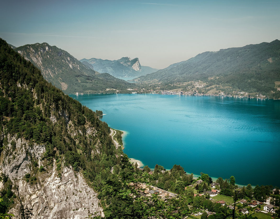 Der Zeller See im salzburgischen Pinzgau ist im heurigen Sommer eine der vielen Ziele unserer Sommerfrische GEHnuss-Reihe