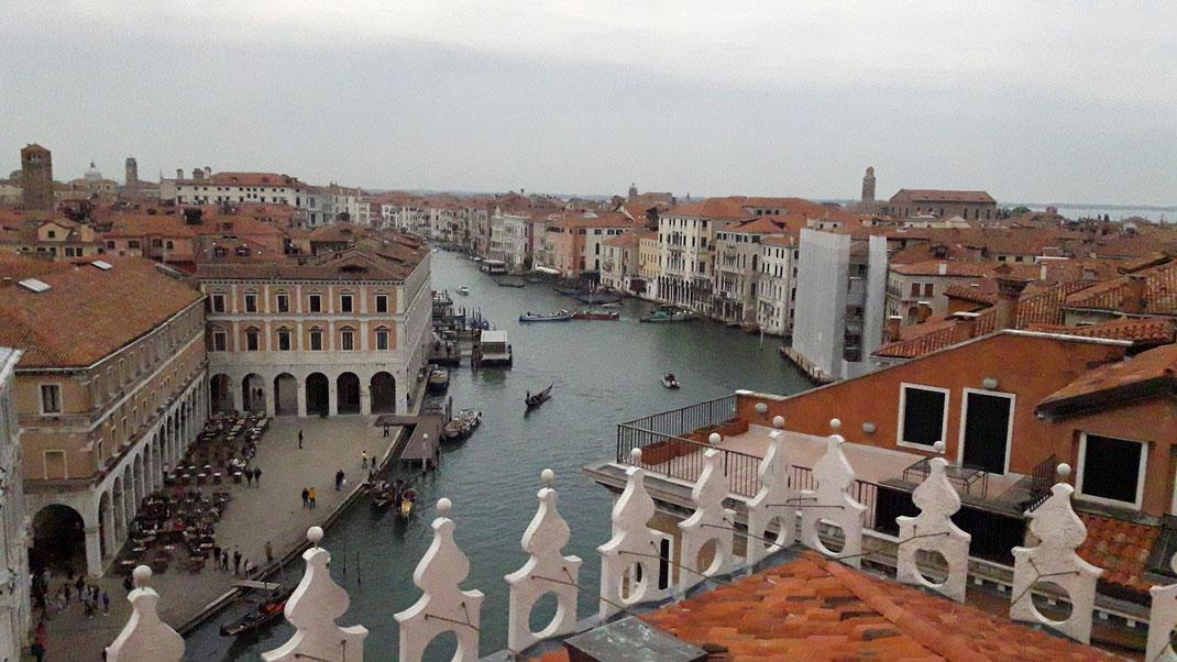 Venedig - wie auch viele andere liebgewonnenen Orte außerhalb Österreichs - werden wir eine Zeit lang nicht besuchen können