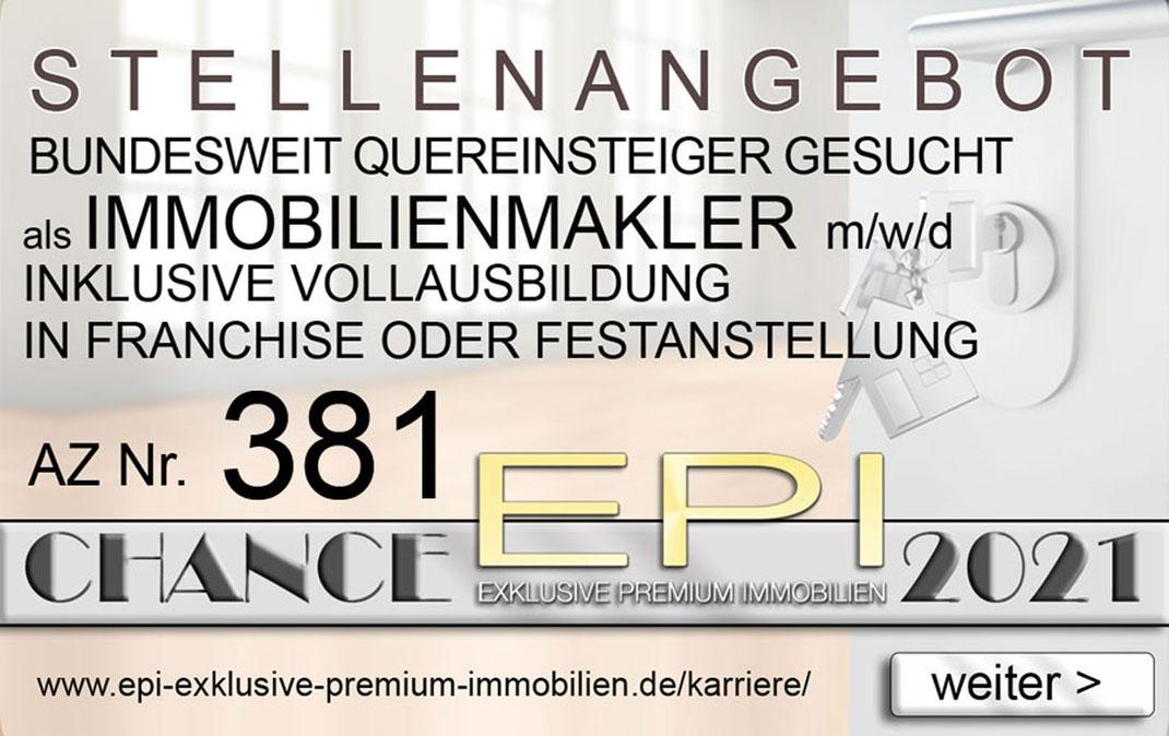 381 STELLENANGEBOTE DEGGENDORF QUEREINSTEIGER IMMOBILIENMAKLER JOBANGEBOTE IMMOBILIEN MAKLER FRANCHISE FESTANSTELLUNG VOLLZEIT