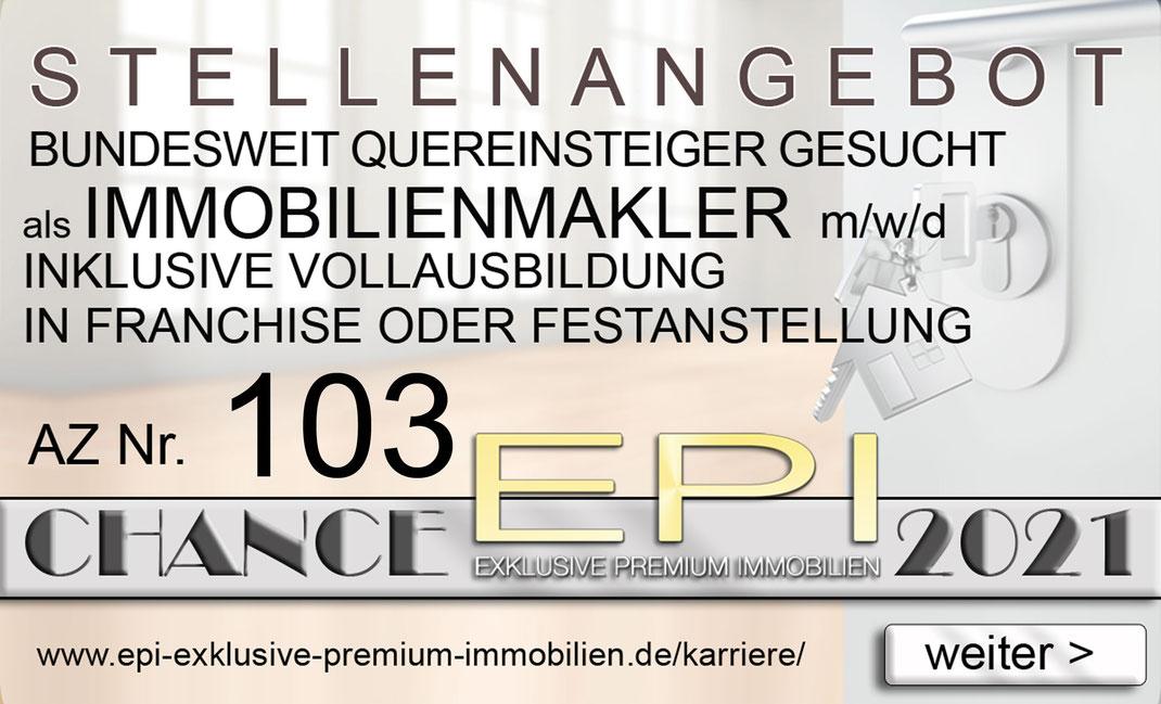 103 STELLENANGEBOTE KAISERSLAUTERN QUEREINSTEIGER IMMOBILIENMAKLER JOBANGEBOTE IMMOBILIEN MAKLER FRANCHISE FESTANSTELLUNG VOLLZEIT