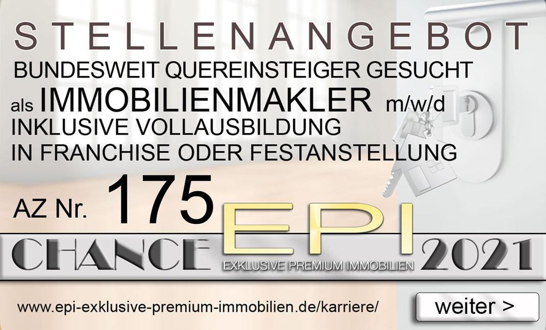 175 STELLENANGEBOTE GREIFSWALD QUEREINSTEIGER IMMOBILIENMAKLER JOBANGEBOTE IMMOBILIEN MAKLER FRANCHISE FESTANSTELLUNG VOLLZEIT