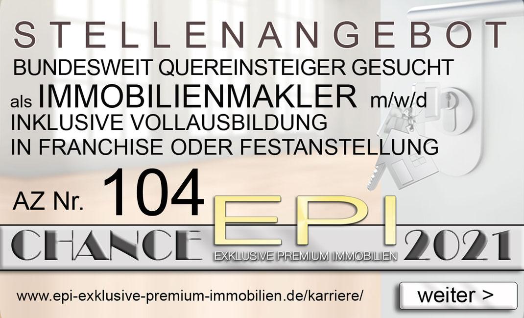 104 STELLENANGEBOTE GÜTERSLOH QUEREINSTEIGER IMMOBILIENMAKLER JOBANGEBOTE IMMOBILIEN MAKLER FRANCHISE FESTANSTELLUNG VOLLZEIT
