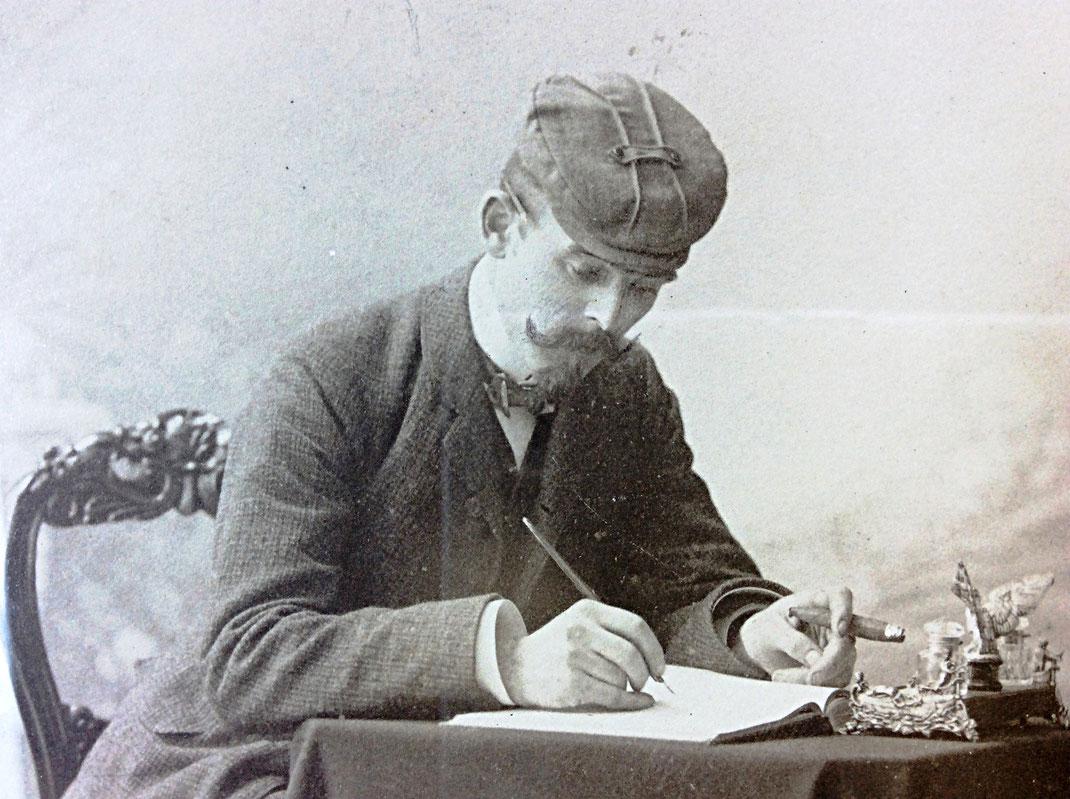 Großvater Schenk