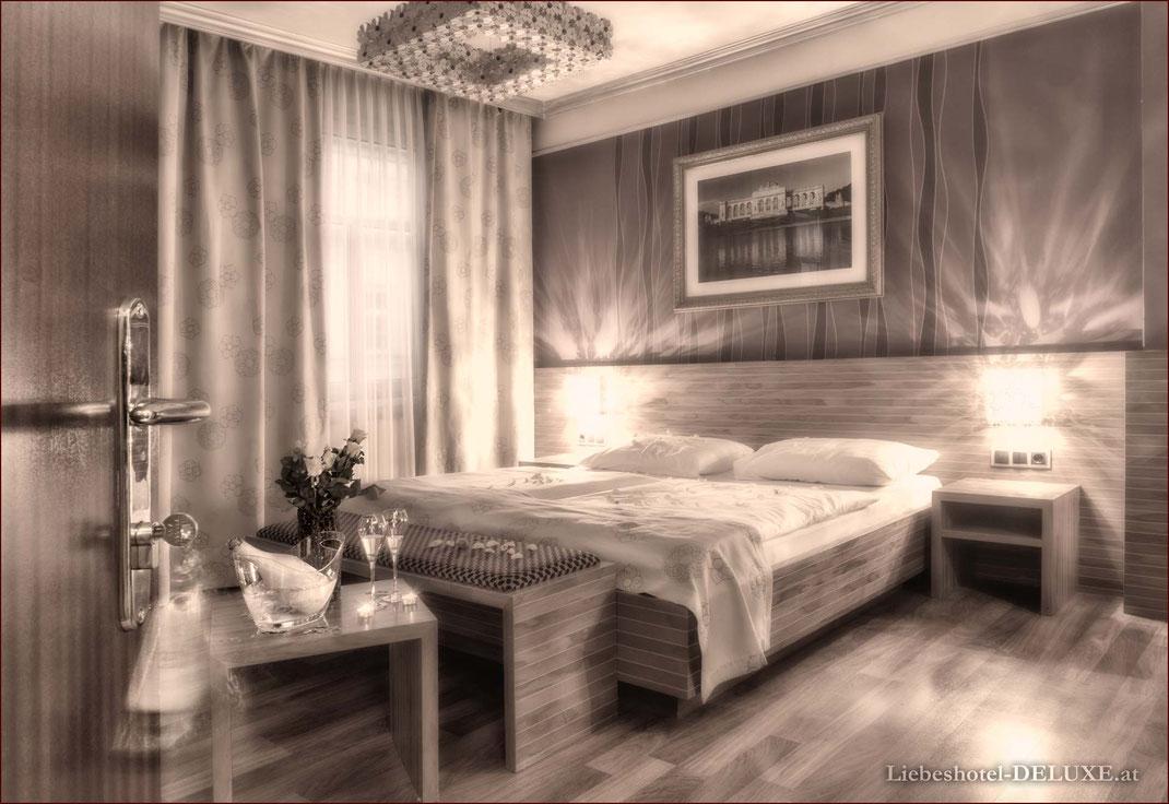 Hotel Vienna - Liebeshotel Deluxe - Wien - Stundenhotel - Liebe - Lust - Leidenschaft - Erotik
