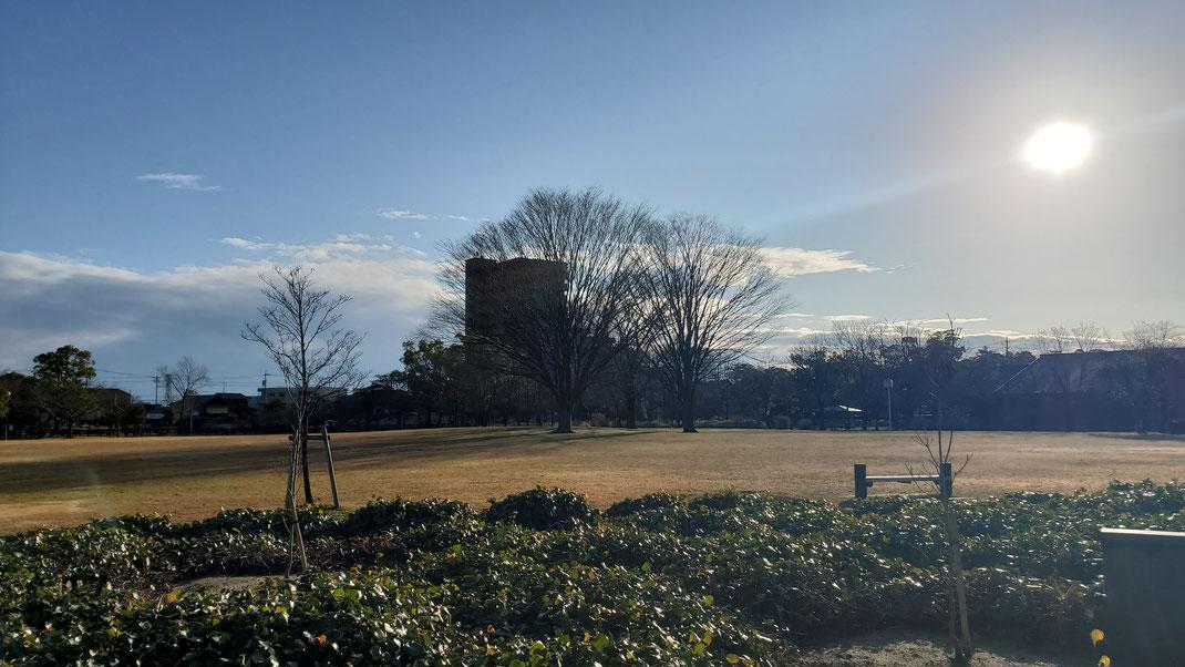 松阪市鈴の森公園2020年1月