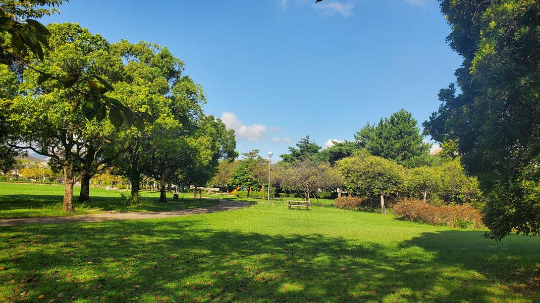 三重県松阪市鈴の森公園