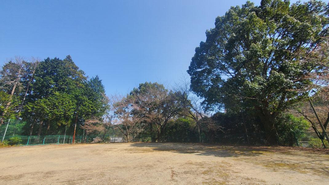 三重県松阪市飯南町粥見 本郷公園