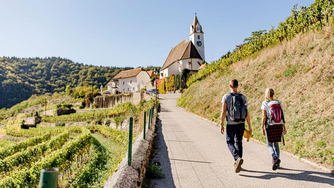 Weitwanderweg Kremstal-Donau