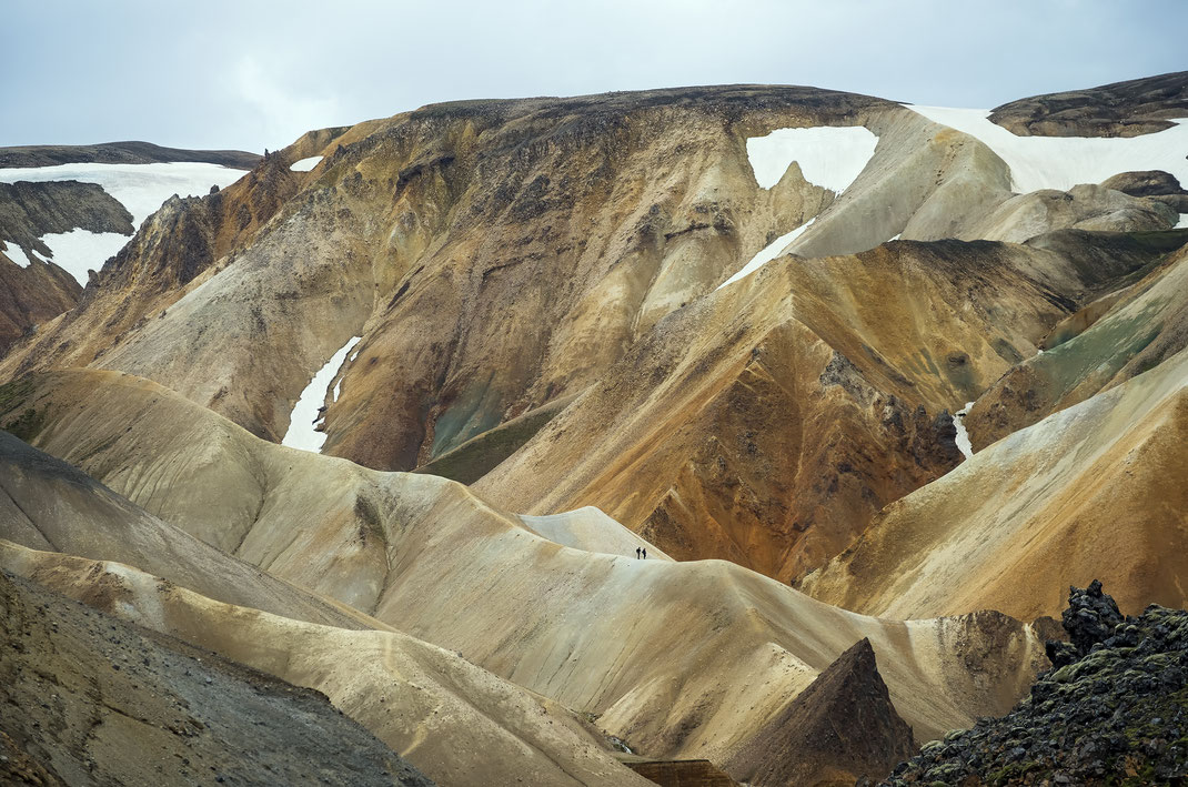 Landmannalaugar - Island - Juli 2017