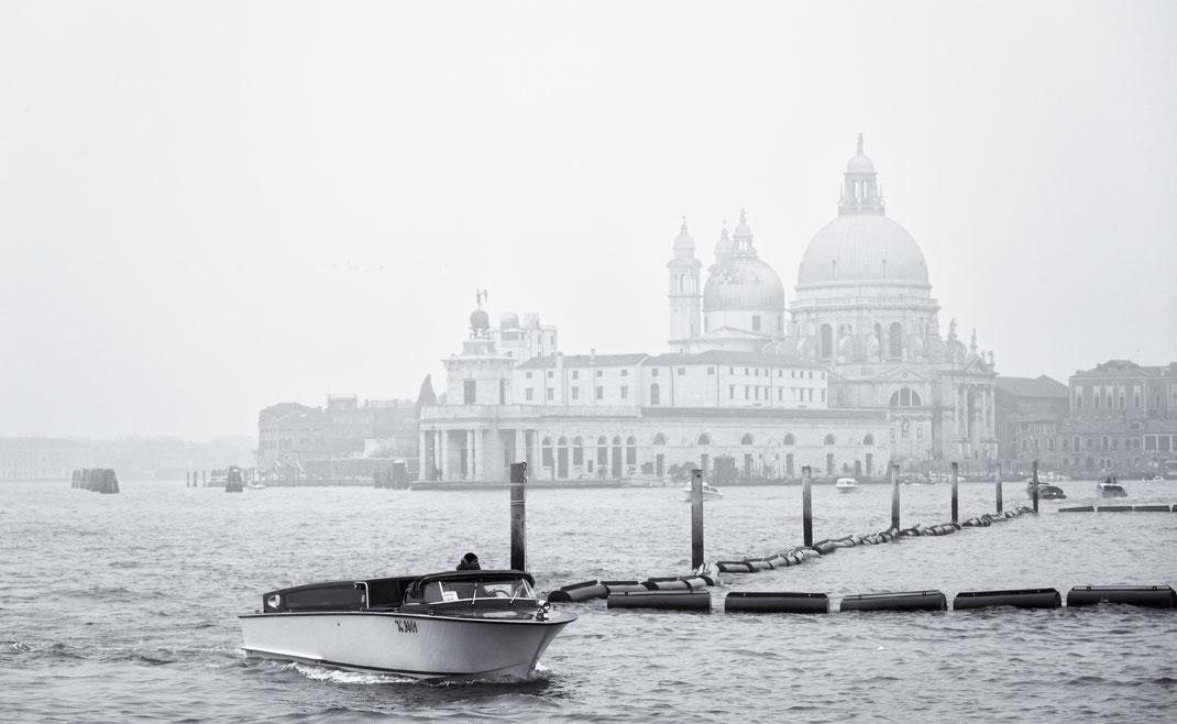 Zum Markusplatz - Venedig / Italien - Februar 2017